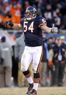 Urlacher Says He Will Give Bears A Discount To Stay In Chicago