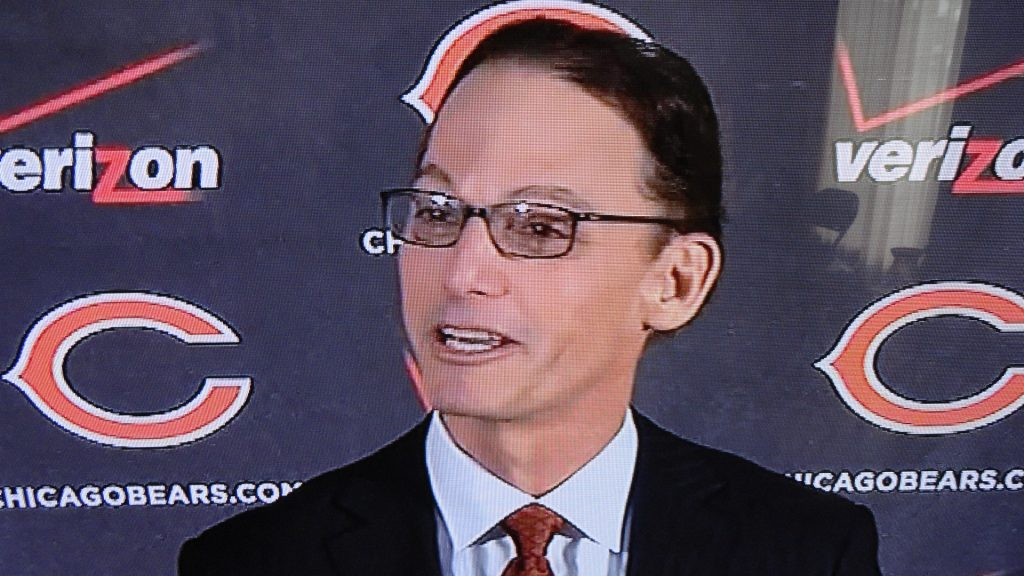 "Trestman Introduced As Coach; Emery Says Bears Got A ""Champion""…"